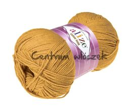 COTTON GOLD 02 SZAFRANOWY