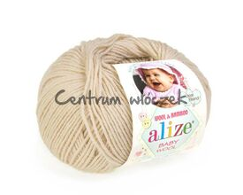 BABY WOOL 310 MIODOWY